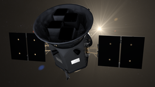 Link to Recent Story entitled: NASA's New Planet Hunter: TESS