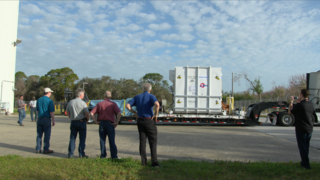Link to Recent Story entitled: TESS Arrives at KSC