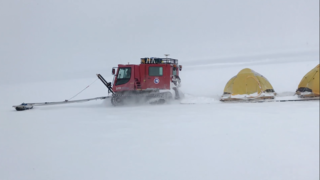 Link to Recent Story entitled: The 88-South Antarctic Traverse