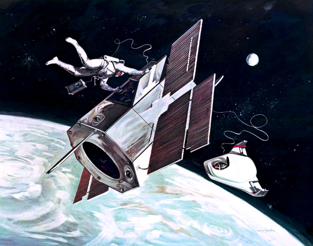 GMS: 50th Anniversary of NASA's OAO 2 Mission