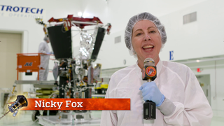 Link to Recent Story entitled: Parker Solar Probe Travels to Florida