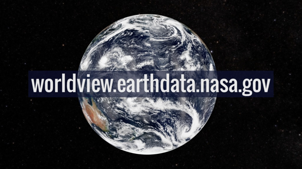 nasa worldview