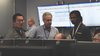 Link to Related Story entitled: Webb Telescope Scientists and Engineers at Johnson Space Center's Control Room B-Roll