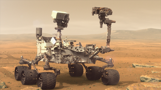 Link to Related Story entitled: Ancient Organics Discovered on Mars