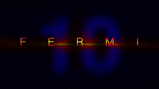 Link to Recent Story entitled: Fermi Satellite Celebrates 10 Years of Discoveries
