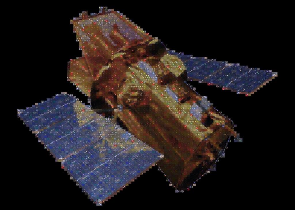 GMS: Swift Millionth Image Mosaic