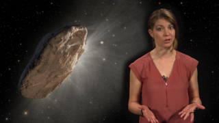 Link to Recent Story entitled: Is 'Oumuamua an Interstellar Asteroid or Comet?