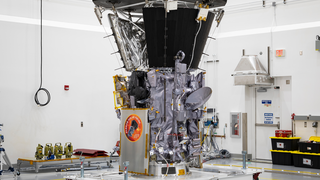Link to Popular Story entitled: Parker Solar Probe Beauty Photos