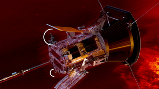 Link to Related Story entitled: Parker Solar Probe Science Briefing - Visual Resources