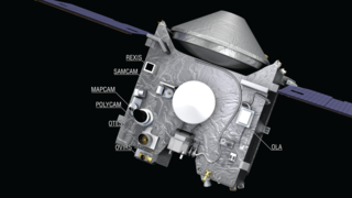 Link to Related Story entitled: OSIRIS-REx Approach Media Telecon