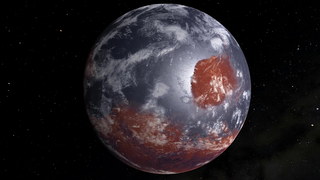 Link to Related Story entitled: Mars Evolution from Wet to Dry