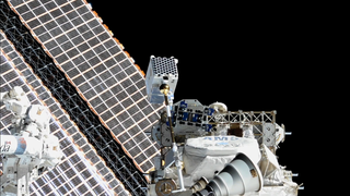 Link to Popular Story entitled: NASA'S NICER Does the Space Station Twist