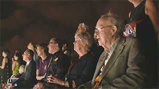 Link to Recent Story entitled: Eugene Parker Reacts To Parker Solar Probe Launch