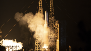 Link to Related Story entitled: Launch of Parker Solar Probe