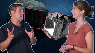Link to Recent Story entitled: NASA's OSIRIS-REx Approaches Asteroid Bennu