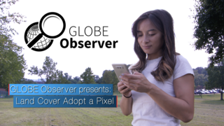 Link to Related Story entitled: GLOBE Adopt a Pixel