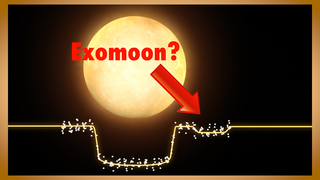 Link to Recent Story entitled: Hubble Evidence of Possible Exomoon