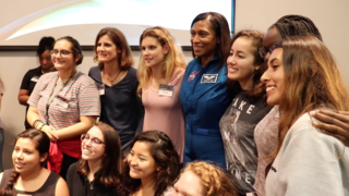Link to Related Story entitled: NASA Goddard Hosts Young Women for 'STEM Girls Night In'
