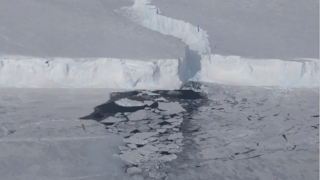 Link to Related Story entitled: NASA's View of Pine Island Glacier's Latest Iceberg