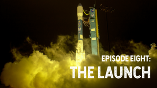 Link to Recent Story entitled: Cryosphere | Episode 8: The Launch