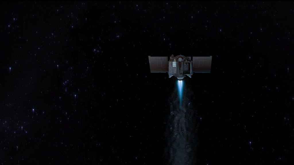 OSIRIS-REx arrived at Bennu for a close encounter of the asteroid kind.