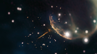 Link to Recent Story entitled: NASA's Fermi Satellite Clocks a 'Cannonball' Pulsar