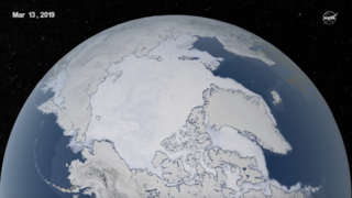 Link to Recent Story entitled: 2019 Arctic Sea Ice Maximum Continues Trend of Decline