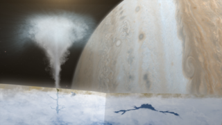 Link to Recent Story entitled: Water Vapor Plumes on Europa