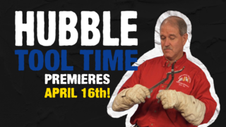 Link to Related Story entitled: Hubble Tool Time Promo