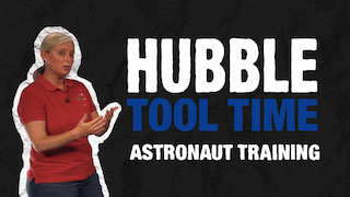Link to Related Story entitled: Hubble Tool Time Episode 1 - Astronaut Training