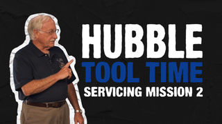 Link to Related Story entitled: Hubble Tool Time Episode 3 - Servicing Mission 2