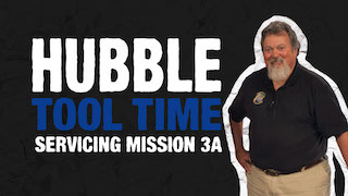 Link to Related Story entitled: Hubble Tool Time Episode 4 - Servicing Mission 3A