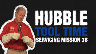 Link to Related Story entitled: Hubble Tool Time Episode 5 - Servicing Mission 3B