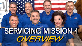 Link to Recent Story entitled: Servicing Mission 4 Overview