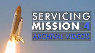 Link to Popular Story entitled: Hubble Servicing Mission 4 Archive Teaser