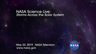 Link to Recent Story entitled: NASA Science Live: Storms Across the Solar System (Episode 04)