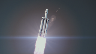 Link to Recent Story entitled: NASA Tech on SpaceX Falcon Heavy Launch - Media Telecon Resources
