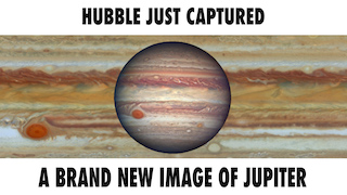 Link to Recent Story entitled: Hubble's Brand New Image of Jupiter