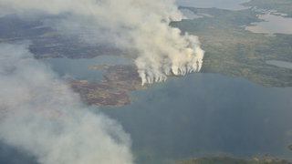 Link to Popular Story entitled: NASA Studies How Arctic Fires Change the World