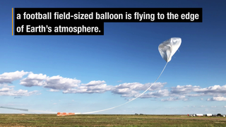Link to Related Story entitled: NASA's New Solar Scope Is Ready For Balloon Flight