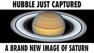 Link to Recent Story entitled: Hubble's Brand New Image of Saturn