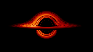 Link to Recent Story entitled: Black Hole Accretion Disk Visualization