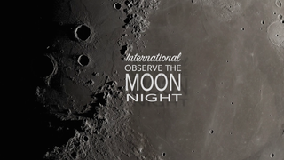 Link to Recent Story entitled: International Observe the Moon Night Celebrates 10 Years of Lunar Engagement
