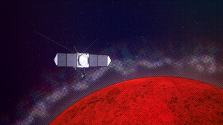 Link to Recent Story entitled: MAVEN Explores Mars to Understand Radio Interference at Earth