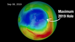 Link to Recent Story entitled: Unusual Winds Drive a Small 2019 Ozone Hole