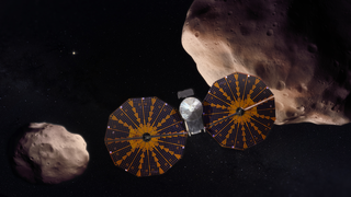 Link to Recent Story entitled: Lucy Trojan Asteroid Mission: Teaser