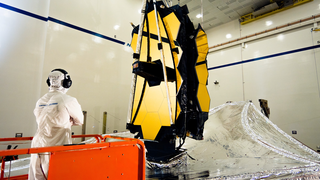Link to Recent Story entitled: NASA's James Webb Space Telescope Clears Critical Sunshield Deployment Testing
