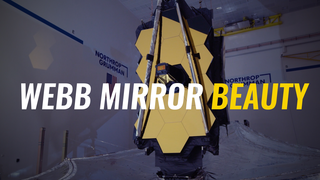 Link to Recent Story entitled: Webb Mirror Beauty