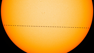 Link to Recent Story entitled: Watch Mercury Glide Across the Sun in Near Real Time