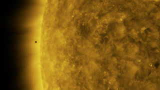 Link to Recent Story entitled: Mercury Transit 2019 - 4K